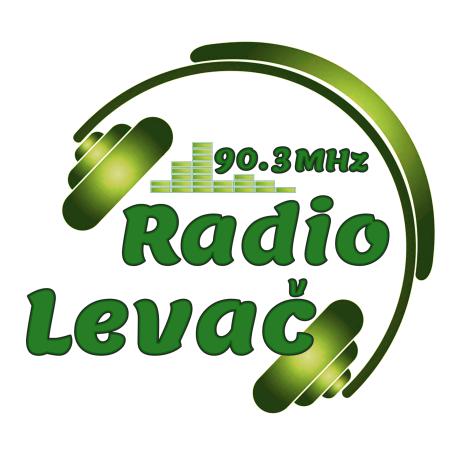 Logo Radio Levac 500x500
