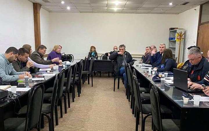 Opština Rekovac sprovodi mere tokom vanredne situacije / 16.03.2020.
