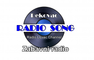 Radio SONG - novi muzički kanal radija Levač